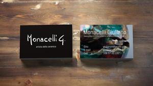 Biglietto Giuliano Monacelli