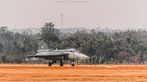 HAL Tejas, Indian Air Force