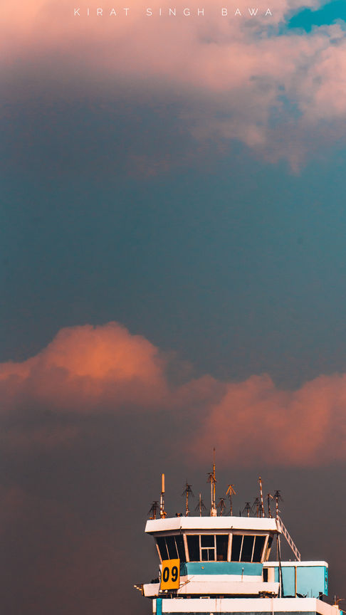 Air Traffic Control Tower, Yelahanka Air Force Base