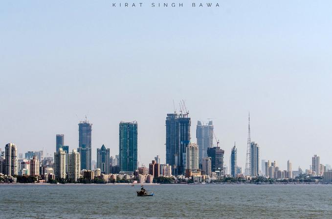 Worli Sea Face, Mumbai