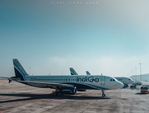 Airbus A320, Indigo