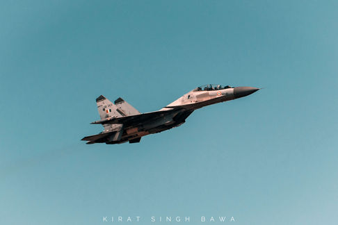 Sukhoi, Su-30MKI, Indian Air Force