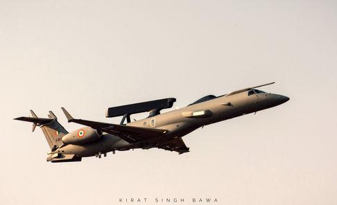 AEWCS Aircraft, Indian Air force