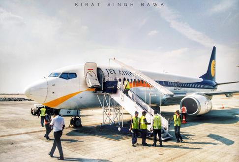 Boeing 737, Jet Airways