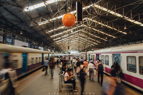 Churchgate Station, Mumbai