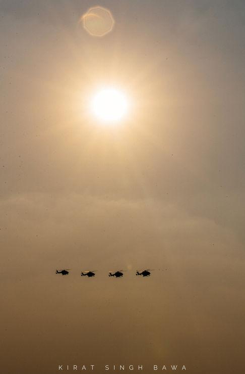 Sarang Display Team, Indian Air Force