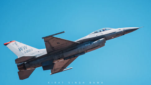 F-16, USAF