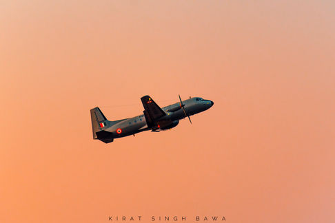 HS-748, Indian Air Force