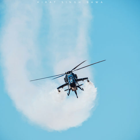 HAL Light Combat Helicopter, Indian Air Force