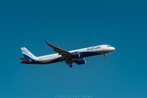 Airbus A321, Indigo
