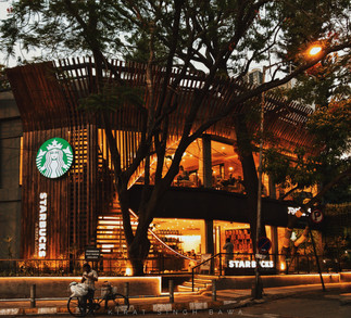 Starbucks, Vittal Mallya Road, Bangalore
