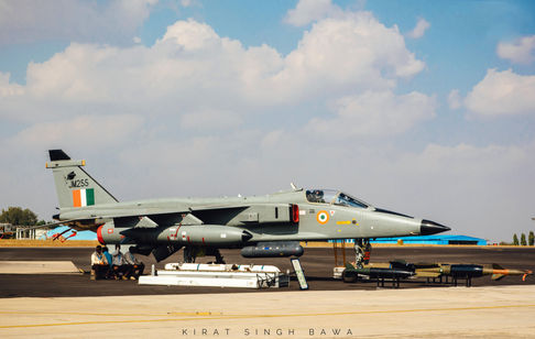 Jaguar, Indian Air Force