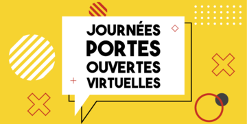 JPO Virtuelle | Le 6 mars 2021