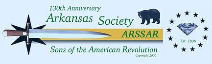 Arkansas Society Sons of the American Revolution