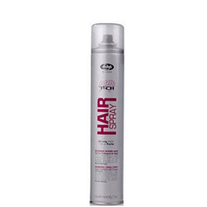 Лак для укладки волос сильной фиксации - Lisap High Tech 500 мл