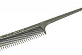 Расчёска с хвостиком с зубцами разной длины