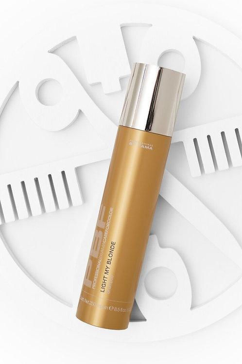 PBF Careforcolor Light My Blonde Shampoo Шампунь для окрашенного блонда
