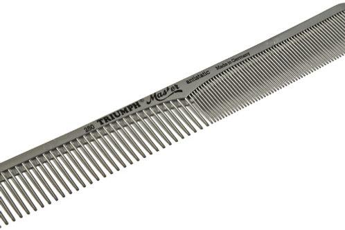 Расчёска рабочая с комбинированными зубчиками