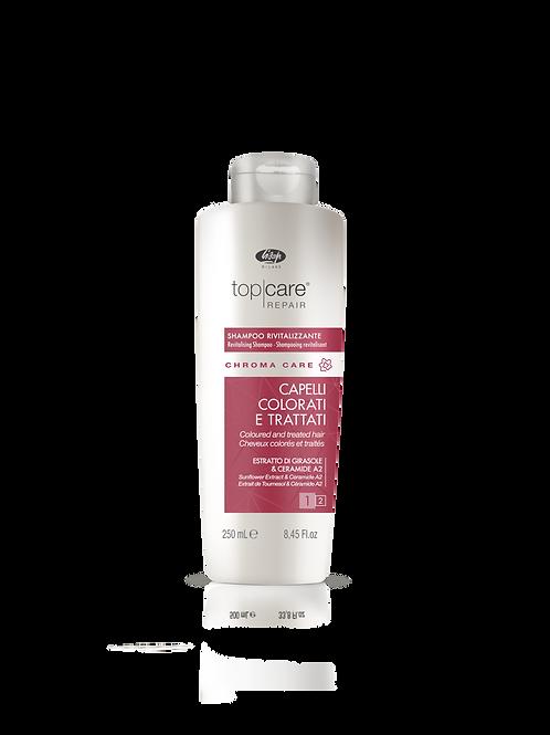 Оживляющий шампунь для окрашенных волос – «Top Care Repair Chroma Care Revitaliz