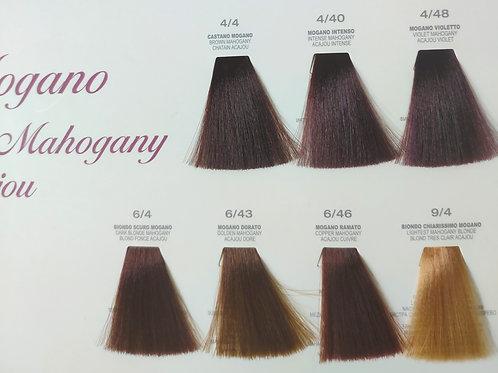 Перманентный краситель для волос Escalation Now Color100мл Красное дерево