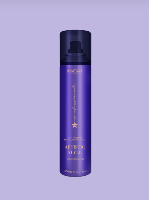 Лак сильной фиксации для волос - 500 мл - Artistic Style Hairspray Strong Hold