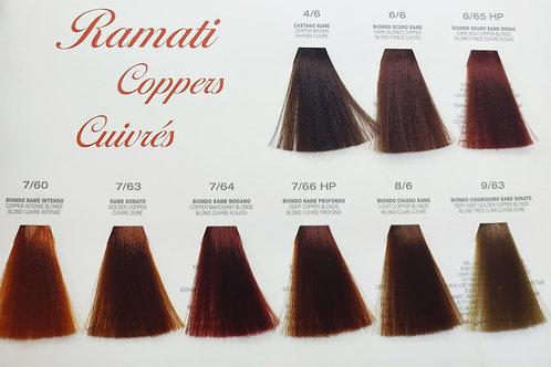 Перманентный краситель для волос Escalation Now Color100мл Медные оттенки