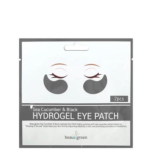 BeauuGreen патчи для кожи вокруг глаз гидрогелевые с экстрактом морского огурца