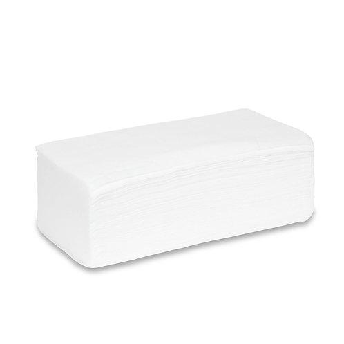 Полотенце спанлейс, цвет белый,45*90см, 50 шт/уп