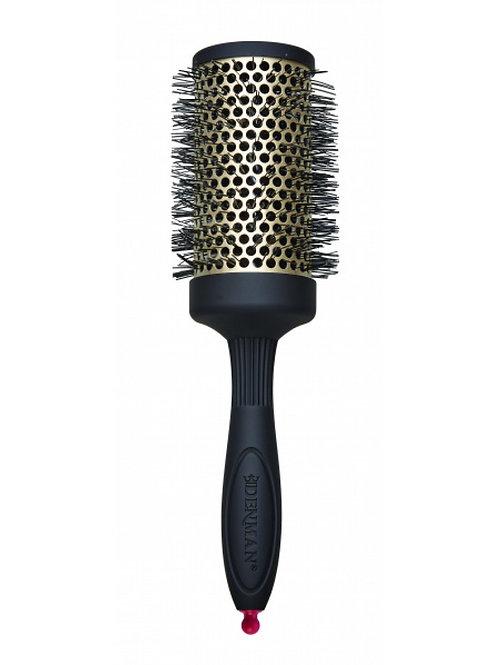 D64 Термобрашинг керамический для укладки волос 53 мм gold