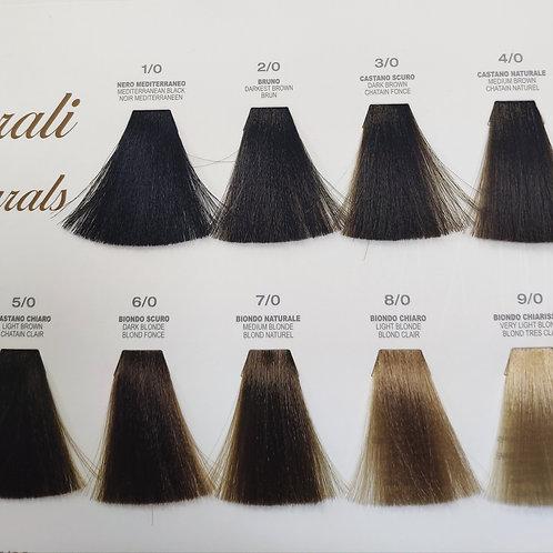 Перманентный краситель для волос Escalation Now Color 100мл Натуральные оттенки