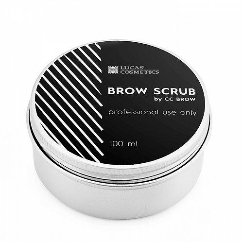 Скраб для бровей Brow Scrub 100 мл