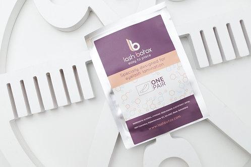 Патчи гидрогелевые для ламинирования Lash Botox (2 пары)