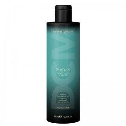Восстанавливающий шампунь для сухих, истощенных волос экстрактом цветов лотоса
