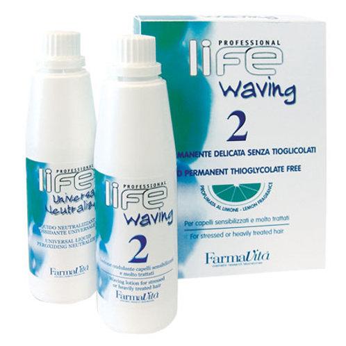 Life Waving 2 - химическая завивка для поврежденных волос 110 мл