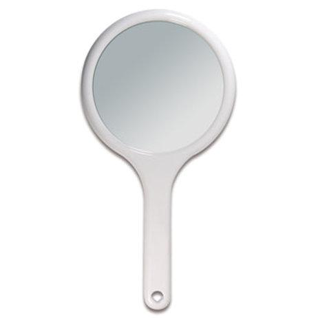 Зеркало с ручкой, увеличивающее
