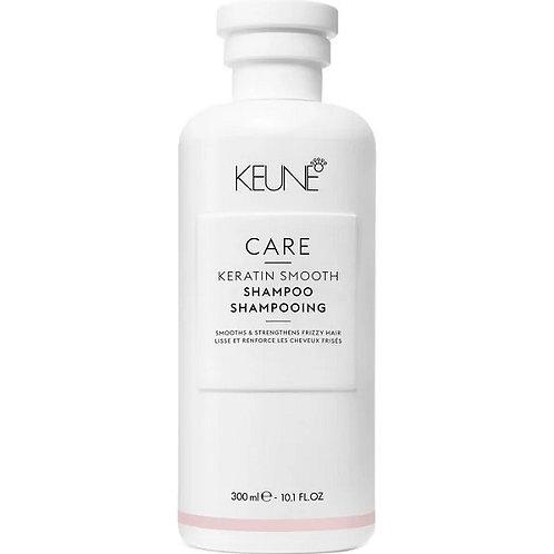 Шампунь Кератиновый комплекс/ CARE Keratin Smooth Shampoo