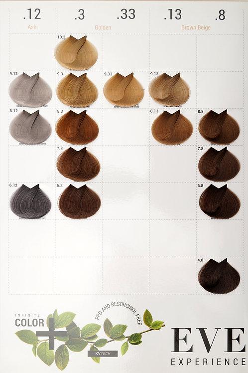 Крем-краска для волос Farmavita Eve Experience Color Cream 100 мл