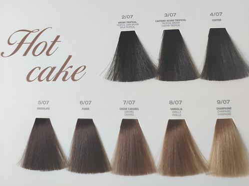 Перманентный краситель для волос Escalation Now Color100мл Коричневые оттенки