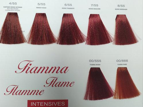 Перманентный краситель для волос Escalation Now Color100мл Красные интенсивные