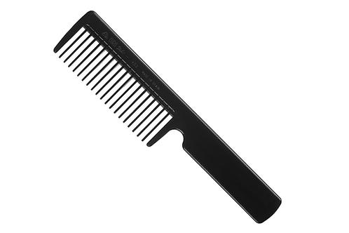 Расчёска с ручкой плоская
