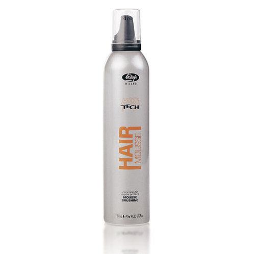 LISAP HIGH TECH Мусс для укладки волос нормальной фиксации