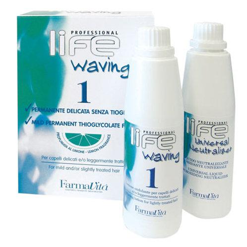 Life Waving 1 - химическая завивка для нормальных волос 110 мл