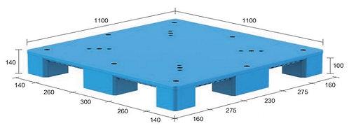 13S-111140-N4(A) | Hygiene Plastic Pallet