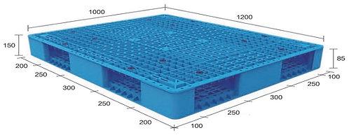 13M-121050-R4 | Heavy Duty Plastic Pallet
