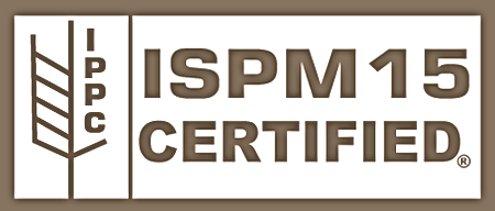 ispm 15 certified for wooden pallet