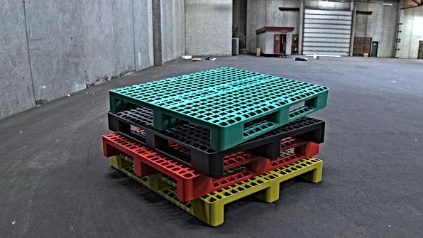 Custom Plastic Pallet