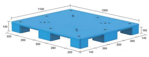 13S-131140-N4 | Hygiene Plastic Pallet
