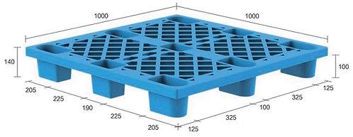 13C-101040-N4 | Nestable Plastic Pallet