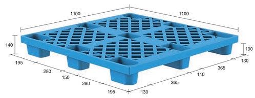 13C-111140-N4(B) | Nestable Plastic Pallet