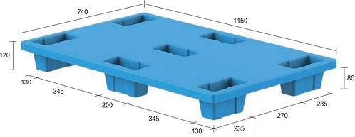 13C-1157420-74(A) | Nestable Plastic Pallet
